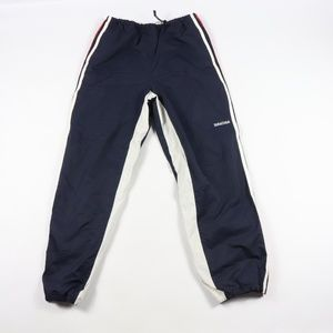 Vintage Nautica Competition Spell Out Joggers Blue